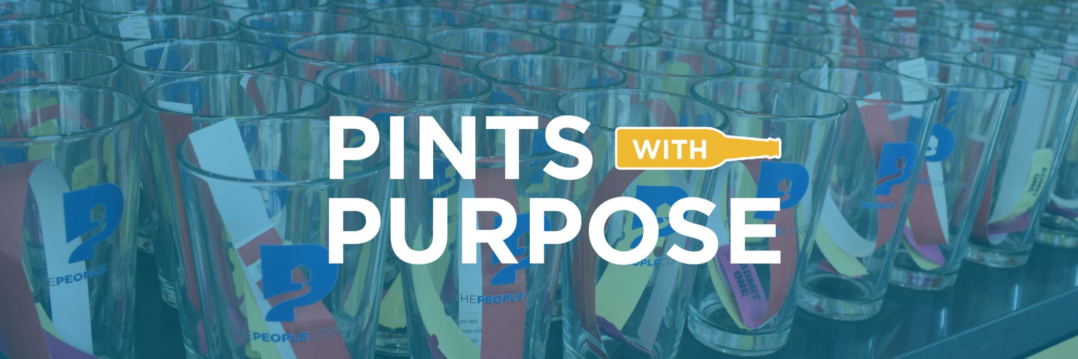 Pints with Purpose