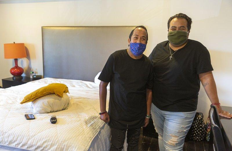 Matthew & Nito Padilla
