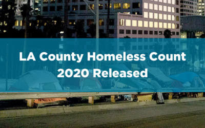 2020 Homeless Count Results Released
