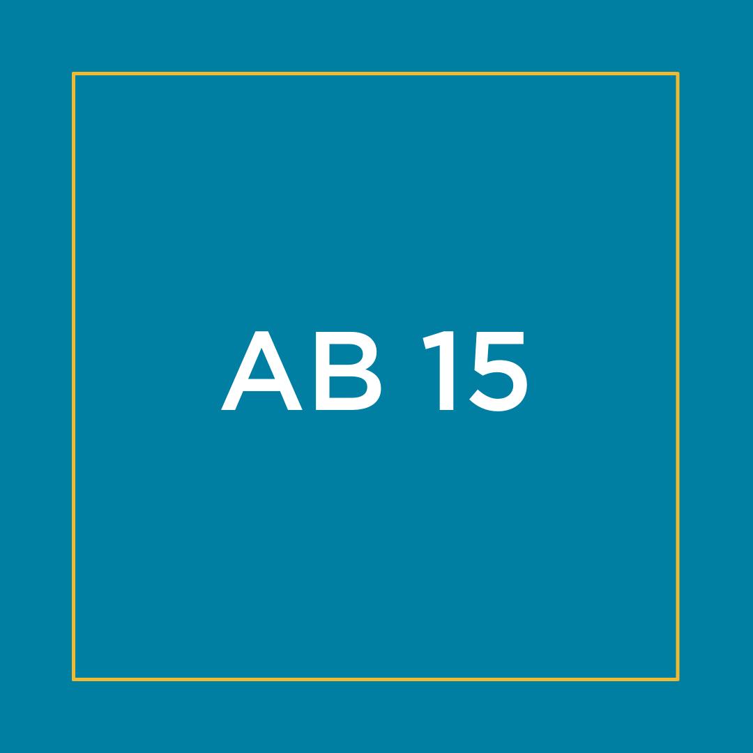 AB 15