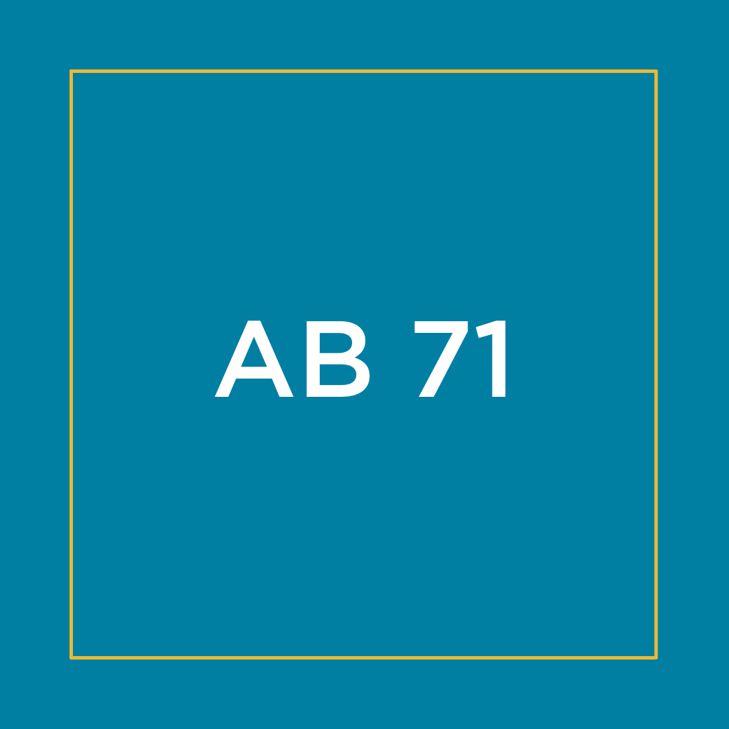 AB 71