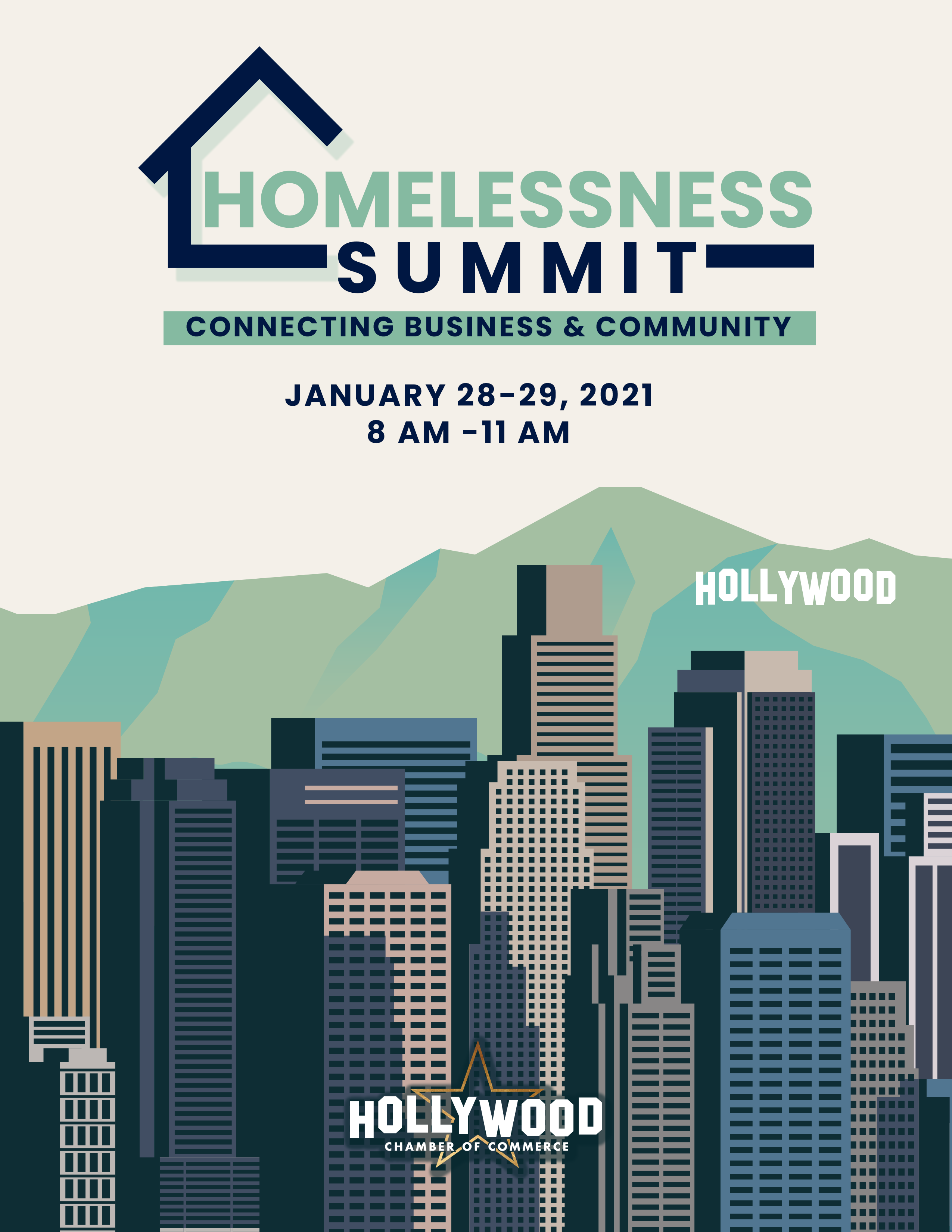 Hollywood Chamber's Homelessness Summit