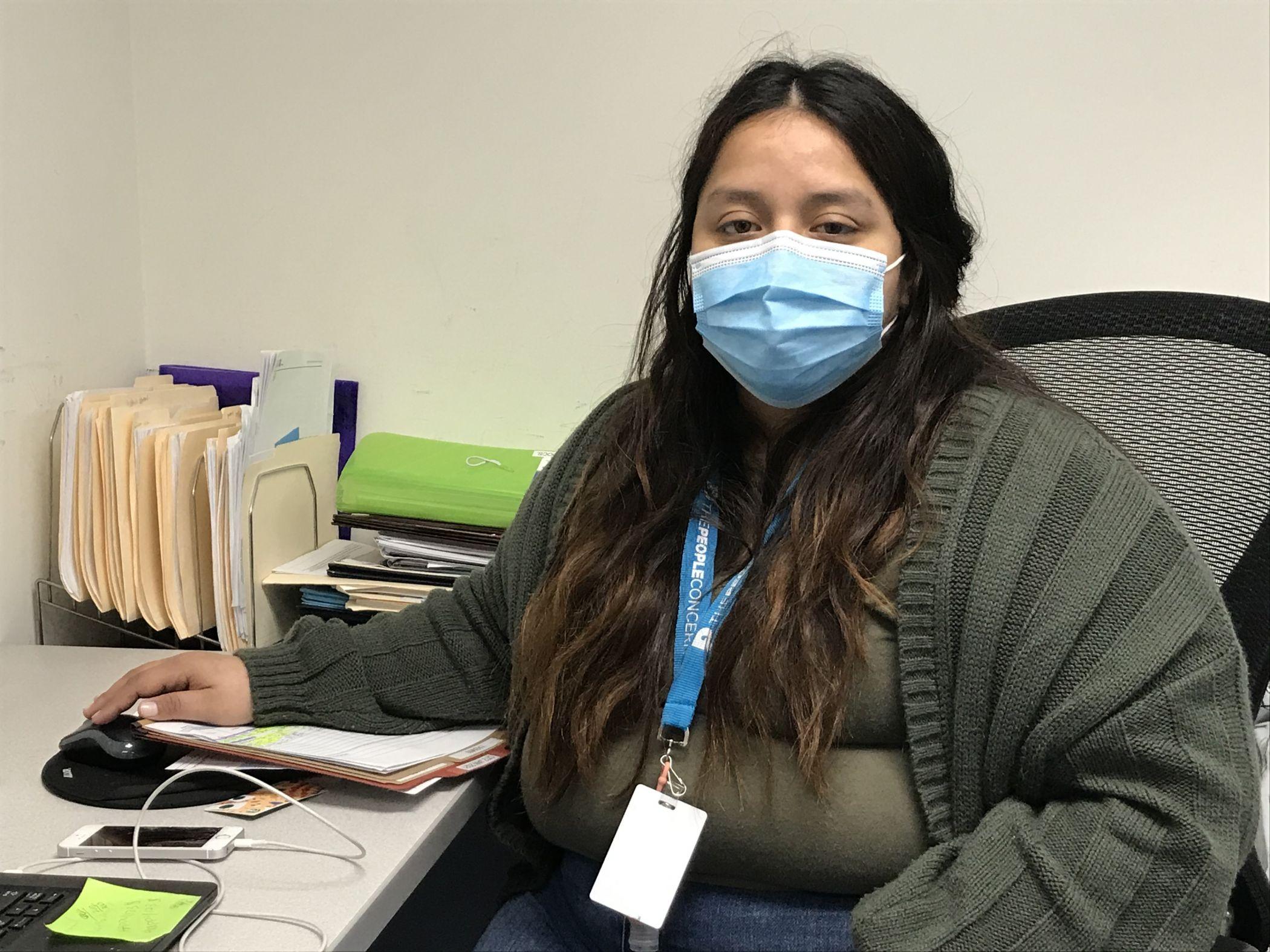 Yasmeen Surio, E6 Case Manager