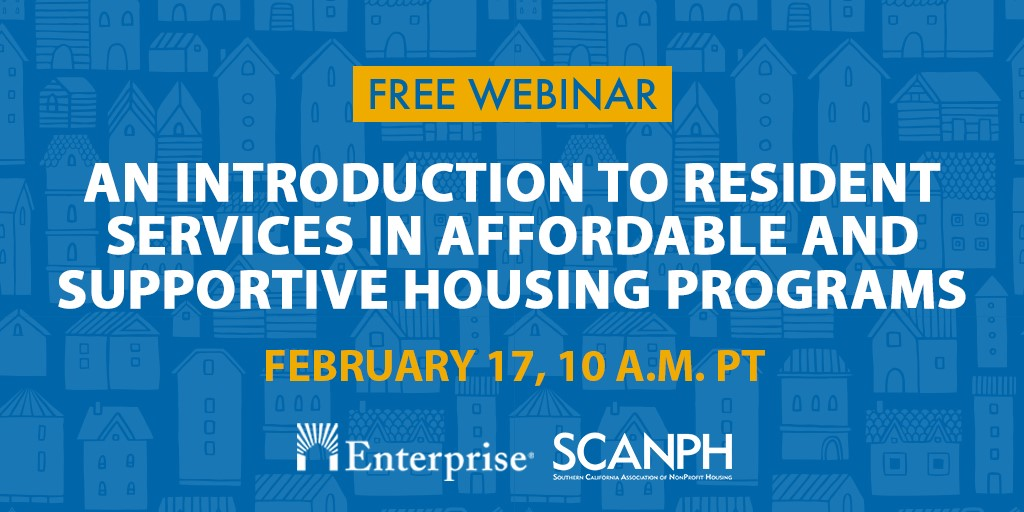 An Introduction to Resident Services in Affordable & Supportive Housing Programs