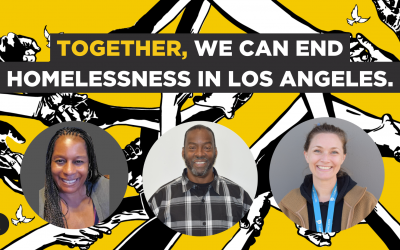 Together, We Can End Homelessness Open House Recap