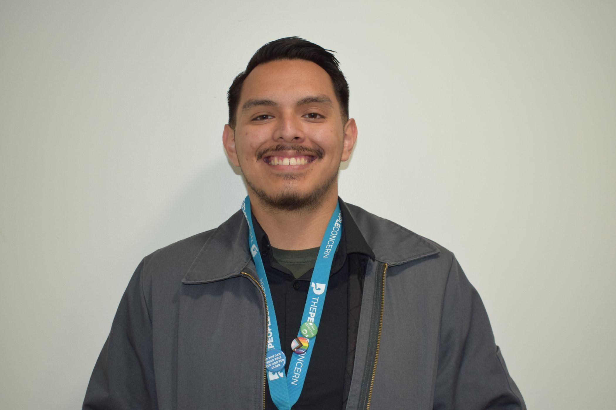 Jorge Reyes, Case Manager, The Village