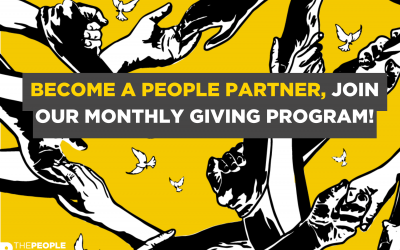 Announcing our newest monthly giving program