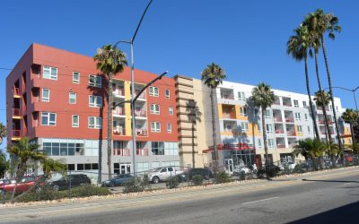 New Permanent Supportive Housing in Long Beach