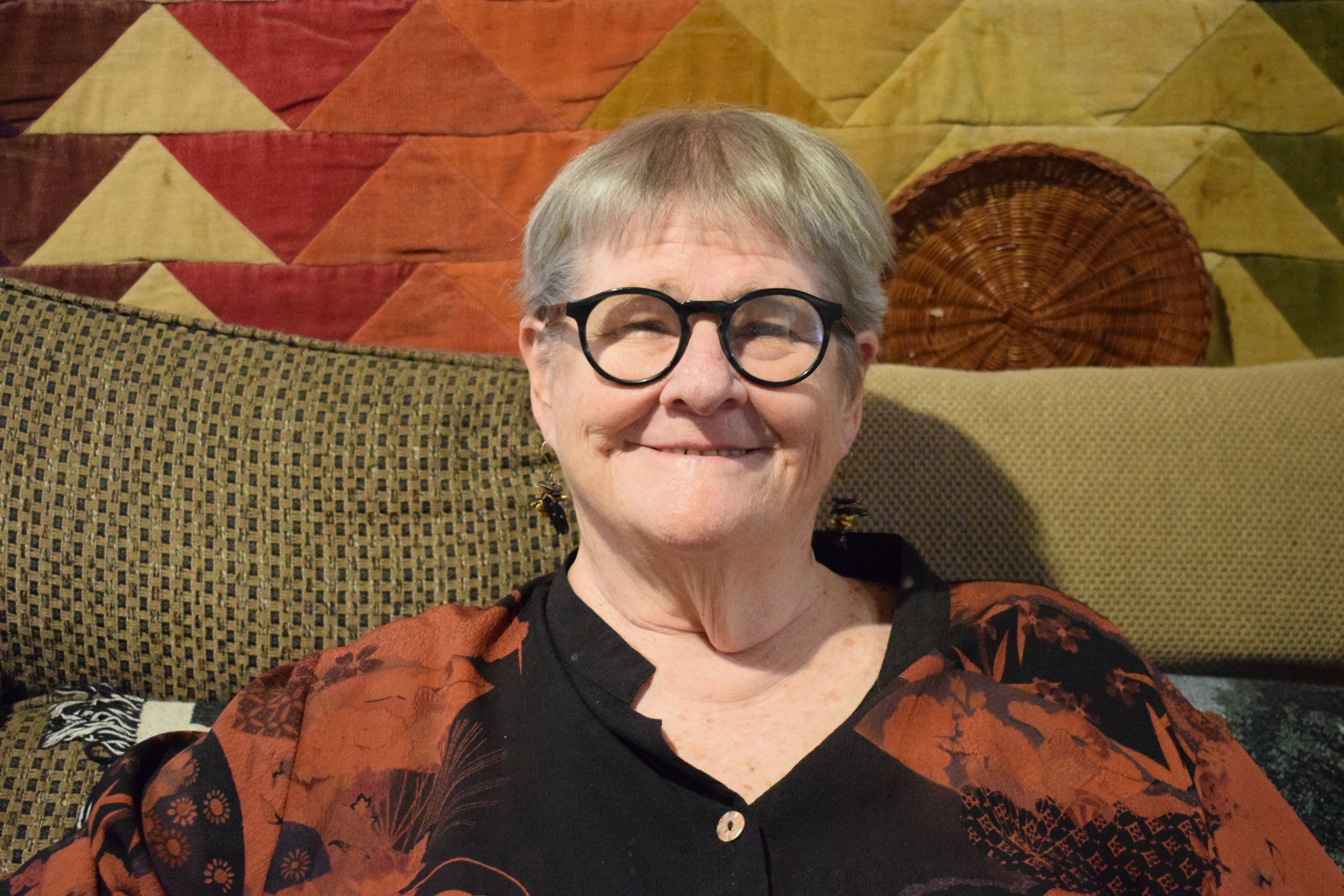 Carol shares how she became involved with Sojourn and why their work is to important.